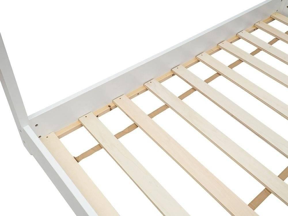 Chatka Puchatka - drewniane łóżko domek - do materaca 160x80cm