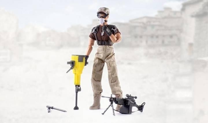 Figurka wojskowa 90200C