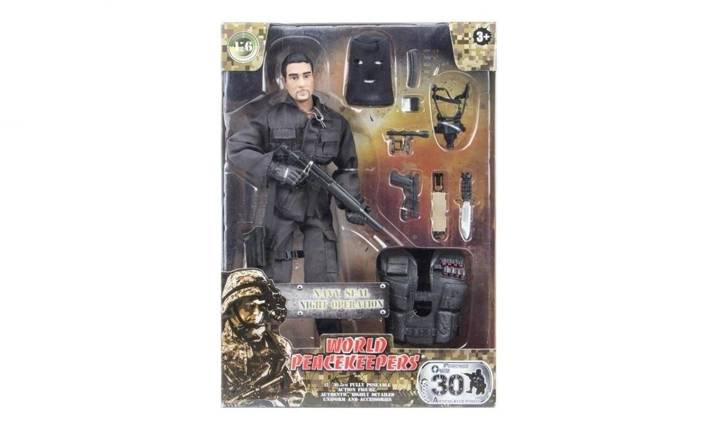 Figurka wojskowa 90200D