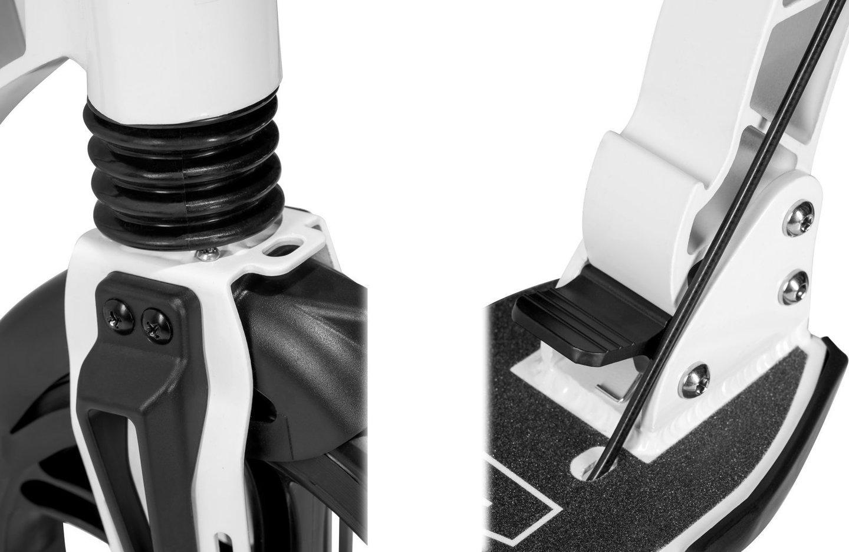 Hulajnoga dla dorosłych HyperMotion REGAMO - biała