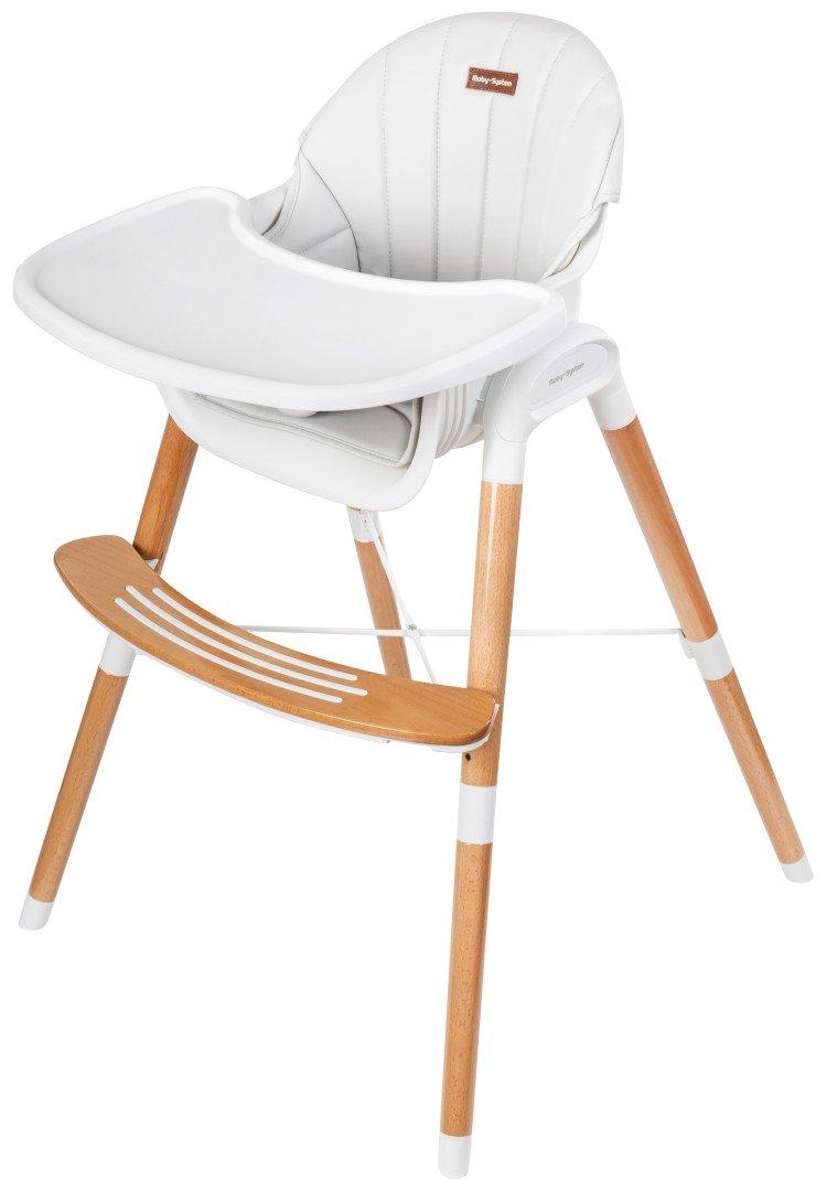 Krzesełko do karmienia Moby-System MAGGIE, dwupoziomowe
